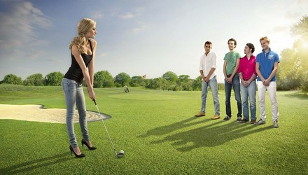 Nationale Golfbon Ruinerwold Pitch & Putt Golf Koekange