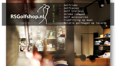 Nationale Golfbon Rotterdam RS Golfshop